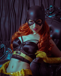 Amanda Lynne Shafer as Batgirl