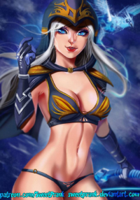 Ashe from Sweetprank