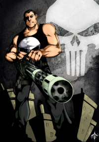Punisher from Alvaro De Cossio