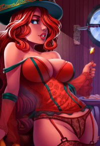 Miss Fortune from André Parcesepe