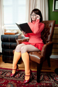 Ani-Mia as Velma Dinkley