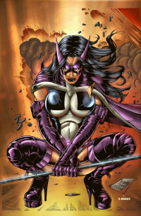 Huntress from Daniel Morales Olvera