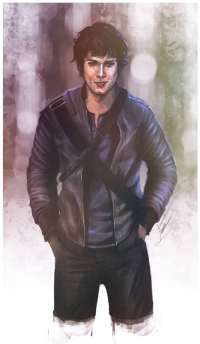 Bellamy Blake from Papurrcat