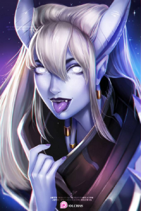 Draenei from Olchas