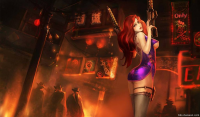 Miss Fortune from Unknown Artist