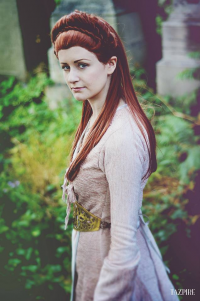 Lisa Marie Cosplay as Sansa Stark
