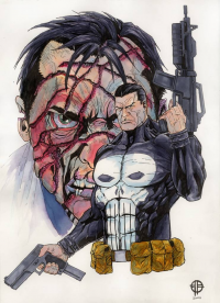Punisher from Brett Barkley