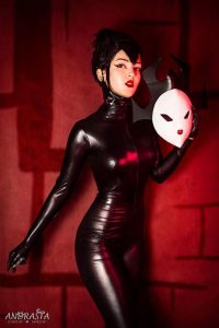 Andrasta as Ashi