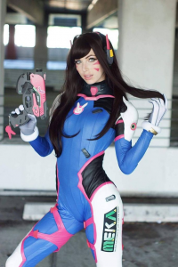 Megan Coffey as D.Va