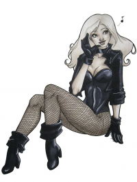 Black Canary from Jackie Santiago