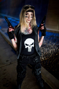 Unknown Female Artist as Punisher