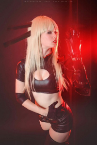 Florencia Jillian Sofen as Magik