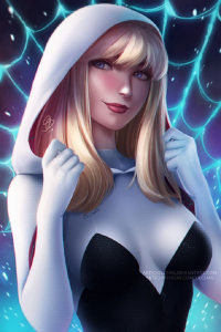 Spider Gwen from Olchas