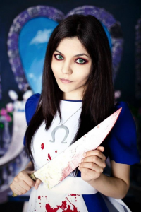 JasDisney as Alice