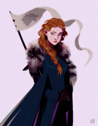 Sansa Stark from Kovvu