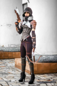 Anna Lehtinen as Demon Hunter