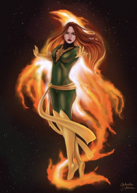 Jean Grey from Gabiuliana