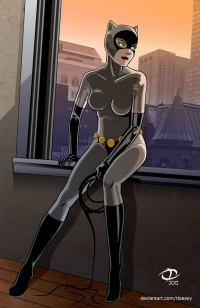 Catwoman from Tloessy