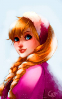 Anna of Arendelle from geryri