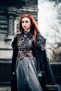 Kira Kelly as Sansa Stark