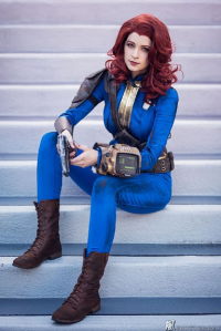 Pyrofly as Vault Dweller