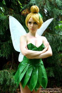 Mimi Reaves as Tinker Bell
