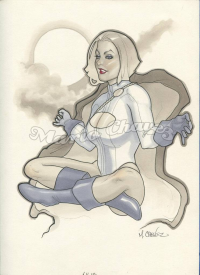 Power Girl from Mario Chavez