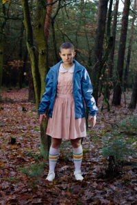 Feinobi Cosblay as Eleven