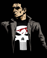 Punisher from Andrew Aird
