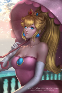 Princess Peach from ChubyMi