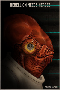 Admiral Ackbar from Aste17