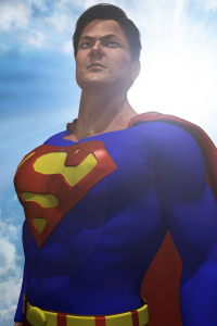 Superman from Fred Ackerman