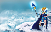 Crystal Maiden from Hường Sand King