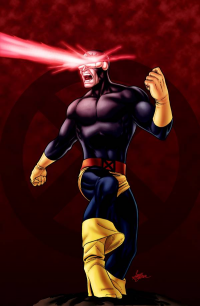 Cyclops from Sean Izaakse