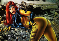 Jean Grey from Henrique