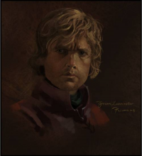 Tyrion Lannister from Jing Fei