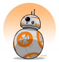 BB-8 from Joelcarroll