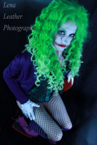unknown artist as The Joker