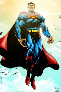 Superman from Kyle Chaney