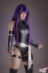 Dalin Cosplay as Psylocke