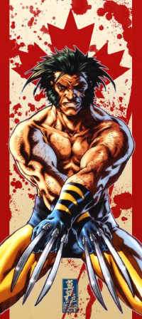 Wolverine from Mark Brooks