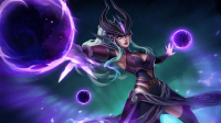 Syndra from 小友Lil'uuu
