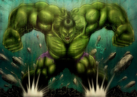 Hulk from Henrique