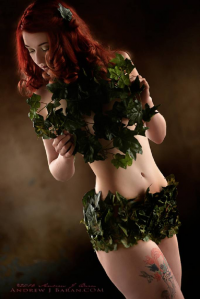Anastasia August as Poison Ivy