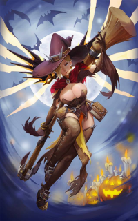 Mercy/Witch from Hart
