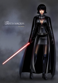 Darth Vader from DarikaArt