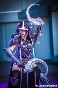 Mel Dee Cosplay as Malthael