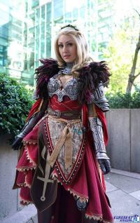 Enayla Cosplay as Cullen