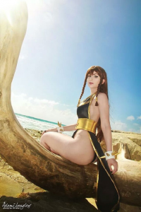 Adami Langley as Chun Li