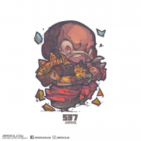 Doomfist from Jrpencil